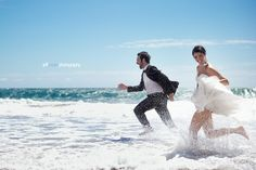 trash the dress, rock the dress, beach, jeff cooke photography