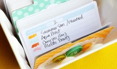 Color Combo Card by Jess Witty for Papertrey Ink (June 2012)