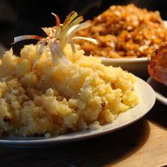 22 izgalmas krumpliköret a vasárnapi sült mellé | Nosalty Polenta, Mashed Potatoes, Grains, Rice, Ethnic Recipes, Food, Whipped Potatoes, Smash Potatoes, Essen