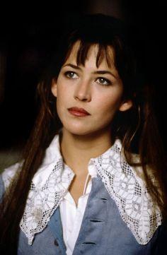 Sophie Marceau as ''Eloise D'Artagnan'' in ''Revenge of Musketeers''. 1984.