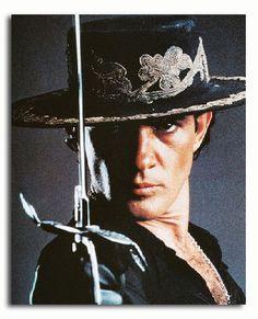 Antonio Banderas The Mask Of Zorro Movie
