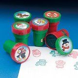 Holiday Stampers - 12 Pc Christmas Stamps Assortment - http://tonysbooks.com/2014/11/15/holiday-stampers-12-pc-christmas-stamps-assortment/