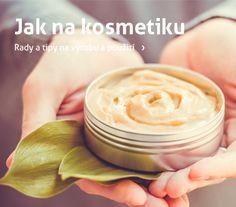 výroba domácí kosmetiky Homemade Cosmetics, Makeup Foundation, Organic Beauty, Peanut Butter, Hair Beauty, Herbs, Diy, Apollo, Zero Waste