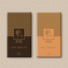 What kind of chocolate do you prefer? DARK or MILK?  #branding #design #packaging #photoshop #indesign #illustrator #typography #logo #graphicdesign #chocolate #designideas #organic Brand Design, Logo Design, Graphic Design, Sales Skills, Organic Dark Chocolate, Chocolate Brands, Ebook Cover, Custom Website, Photography Packaging