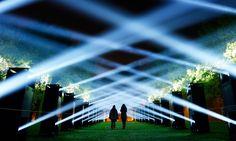Festival světla Glow vnizozemském Eindhovenu ukazuje krásu amožnosti světla