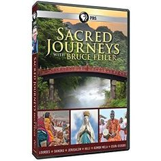 . & Leo Eaton - Sacred Journeys With Bruce Feiler