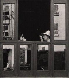 Victor Macarol - West Broadway, New York City. 1983