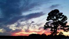 This sunset was amazing #sunset