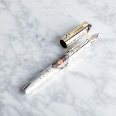 Montegrappa San Ludovico Fountain Pen // Medium Nib