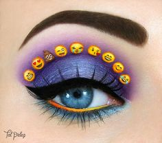 47 Ideas Eye Makeup Drawing Art Eyeliner For 2019 Makeup Drawing, Eye Makeup Art, Drawing Art, Art Drawings, Panda Drawing, Eyeshadow Makeup, Makeup Emoji, Movie Makeup, Drawing Eyes