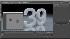 In this tutorial Learn How to make Random Integer Number Counting in using Xpresso Editor in Cinema hope you Guys find this tutorial so useful and int. Vfx Tutorial, Cinema 4d Tutorial, Motion Design, Cgi, Illustrator, Integers, 3d Animation, Motion Graphics, Tutorials