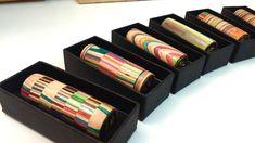 Chansthinks Wood Crafts! 찬이생각: Skateboard Wood Mods Custom