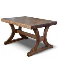 Coffee Table With Shelf, Dining Table, Shelves, Furniture, Home Decor, Rustic Wood Furniture, Mesas, Shelving, Decoration Home