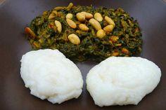 zambia ifisashi nshima