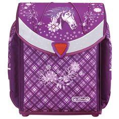 Herlitz Tornister szkolny Flexi Glitter Horse