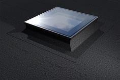 ECO+ Fixed Flat Glass Rooflight 45x85cm   Sterlingbuild   Sterlingbuild
