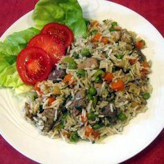 Tavaszi rizseshús Recept képekkel -   Mindmegette.hu - Receptek