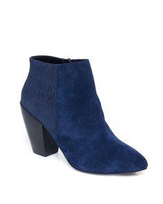 Lenna by ShoeMint.com, $119.98. i need a blue shoe to add to my wardrobe this season & i think this one is asking to be that one.