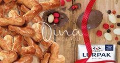 ΚΟΥΛΟΥΡΙΑ ΠΑΣΧΑΛΙΝΑ ΒΟΥΤΥΡΟΥ - Ντίνα Νικολάου Shrimp, Sausage, Easter, Meat, Food, Sausages, Easter Activities, Essen, Meals