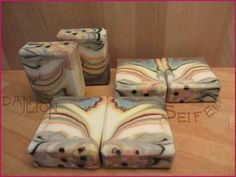 Gorgeous soap from Vinvela