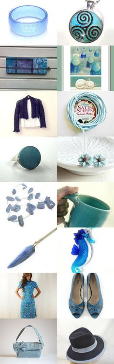 spring sky by Katia on Etsy--Pinned with TreasuryPin.com