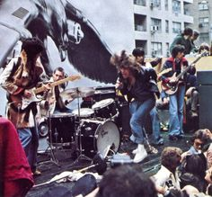 The Rolling Stones : Tour of the Americas (1975)