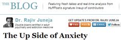 The Up Side of Anxiety