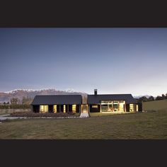 The design of this retreat references the form of local historic cottages. - TRENDS Top 30 New Homes