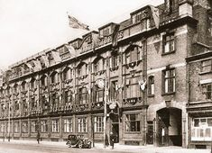 Jacobs, Scotland road. Old Pictures, Old Photos, Liverpool History, Modern Metropolis, Factories, The Good Old Days, Old Town, Old And New, Scotland