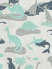 Let your child's imagination roam wild with this Jurassic dinosaur print! Aimée's Pangea is the ultimate kid's pattern for pillows, upholstery and more! Pangea Designer Fabric by Aimée Wilder. Modern Wallpaper, Vinyl Wallpaper, Iphone Wallpaper, Kids Patterns, Print Patterns, Dinosaur Wallpaper, Design Repeats, Burke Decor, Rock Posters