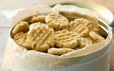 Gluten Free Peanut Butter Cookies!