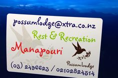 A cosy kiwi holiday park, which is a typical traditional camping ground the way they used to be filled with loads of character on the Edge of Lake Manapouri