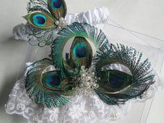 White Lace Wedding Garters White LACE Garter by NakedOrchidGarters, $94.00 #greenweddings