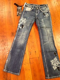 Cowgirl Tuff UnBelieveable jeans