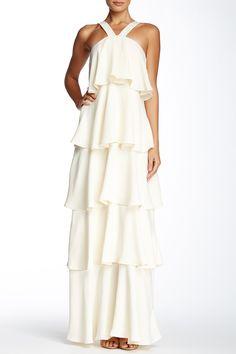 Rachel Zoe | Adelaide Tiered Maxi Dress | Nordstrom Rack