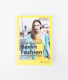 Berlin Fashion - Julia Stelzner