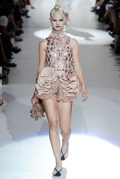 Marc Jacobs Spring 2010 Ready-to-Wear Fashion Show