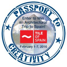 Off to España with Tile of Spain | The English Room