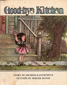 Hey, I found this really awesome Etsy listing at https://www.etsy.com/listing/169185952/good-bye-kitchen-by-mildred-kantrowitz