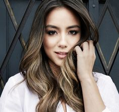 Chloe Bennet, star of 'Marvel's Agents of S.H.I.E.L.D.,' on her pop past, supercharged career and staying real. Wears Bradamant THE DIRECTOR in Chicago shoot.
