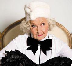Ita Ever the best actress in  Estonia!