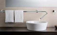 heated towel rails unusual shapes - Google Search