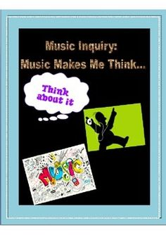 """""""Things that make you go hmm?"""" Song lyrics can be nonsensical, but they can also be powerful conduits to inspire social change...or at least social inquiry. Challenge the social awareness and critical consciousness of your students with this Music / Language Inquiry Unit.This Inquiry Unit contains 6 lessons and graphic organizers that create an opportunity for students to explore the many ways in which contemporary song lyrics impact our society"""