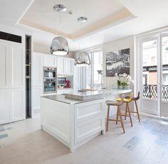 Cocina proyectada por Steven Littlehales en Casa Decor Madrid 2014.