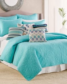Great Colorful Bedding at Stein Mart to Update Your Room