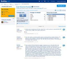 Recensioni italiane di Case Vacanze Pomelia su Booking.com