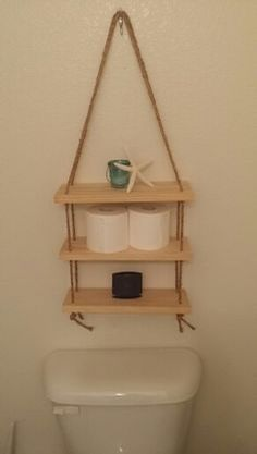 Incredible Ideas to Add Rustic Style To Bathroom - DIY Bathroom Diy Bathroom Decor, Bathroom Storage, Bathroom Ideas, Bathroom Art, Simple Bathroom, Diy Home Crafts, Diy Home Decor, Creation Deco, Pallet Furniture