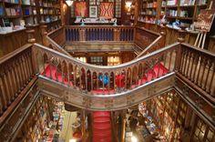 Les plus belles librairies du monde, selon Harper Collins