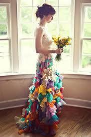 Tye Dye Wedding Dress | Tie-dye anyone? ...