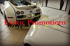 Exotic Promotions Kickstarter Video, Beverly Hills Pawn, Bugatti Beverly...